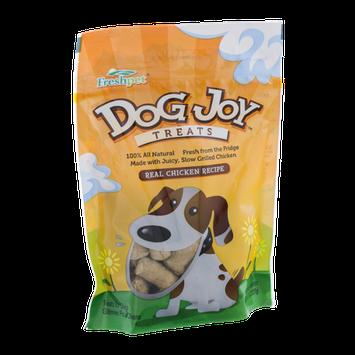 Freshpet Dog Joy Treats Real Chicken Recipe For Dogs