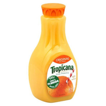 Tropicana Pure Premium Orange Juice Original 59 fl oz