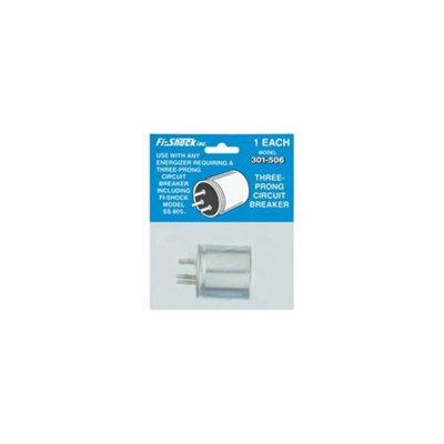 FI-SHOCK Fi-Shock 301-506 3-Pairong Circuit Breaker 3-Prong Each