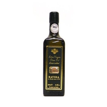Ravida Estate Bottled Italian Extra Virgin Olive Oil 500ml (16 oz)