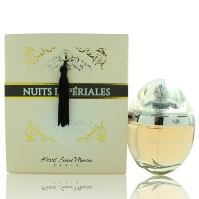 Luxury Perfume Nuits Imperiales 3.3 OZ Womans Fragrance Spray