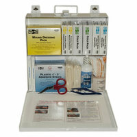 Pac-Kit ANSI Plus 50 Person Steel First Aid Kit