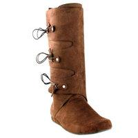 Buy Seasons Thomas Brown Adult Boots - S