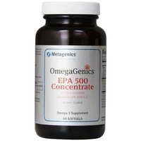 Metagenics - OmegaGenics EPA 500 Concentrate 90 gels