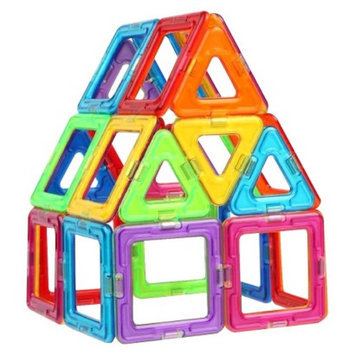 Magformers Magnetic Power Magnetic Magic Rainbow Set - 30 Pieces