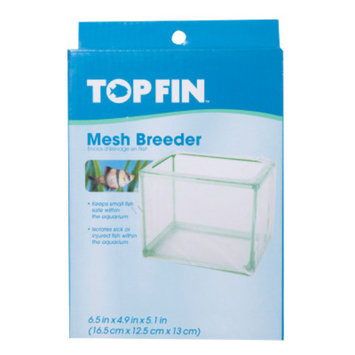 Top Fin Aquarium Mesh Breeder
