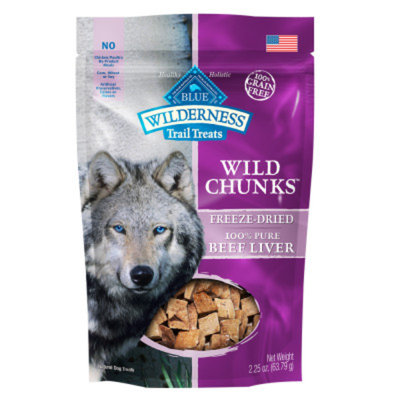 Blue Buffalo BLUE WildernessA Wild Chunks Dog Treat