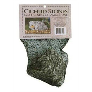 Underwater Galleries AUG6311 Cichlid Stone Square, Small