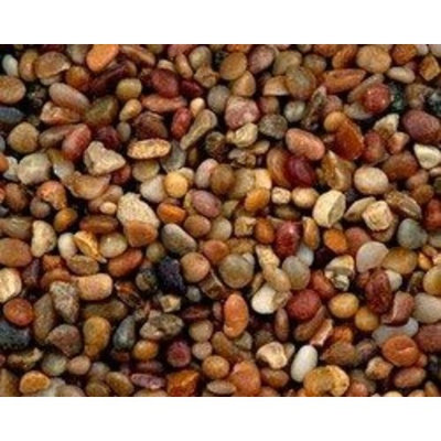 Spectrastone Shallow Creek Pebble for Freshwater Aquariums, 25-Pound Bag