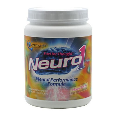 Nutrition 53 Neuro1, Mixed Berry, 32.8oz. From Nutrition53
