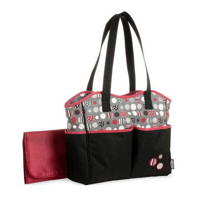 Graco Dotastic Tote Diaper Bag