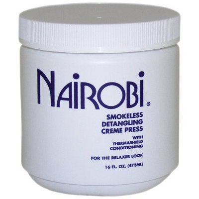 Nairobi® Smokeless Detangling Creme Press