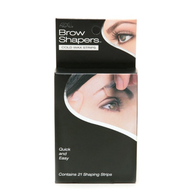 Ardell Brow Shapers Cold Wax Strips Reviews