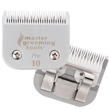 Master Grooming Tools Ceramic Pet Blade, Size 7F Finish, 1/8-Inch Cut Length
