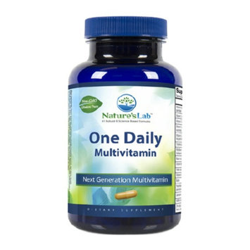Nature's Lab One Daily Multi-Vitamin, Capsules, 60 ea