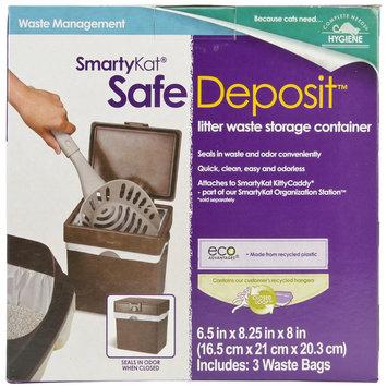 Smartykat SmartyKat Safe Deposit Litter Waste Storage Container