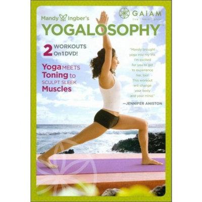 Gaiam Americas Ingber Mandy-yogalosophy [dvd]