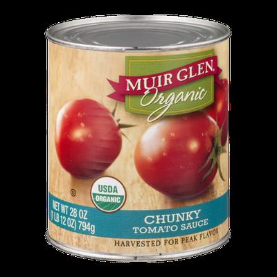 Muir Glen Organic Tomato Sauce Chunky