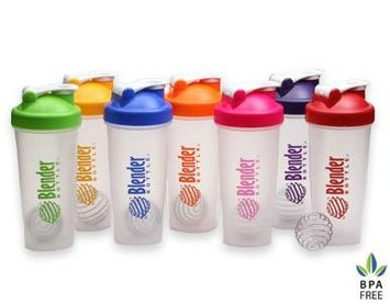 Blender Bottle shaker