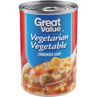 Great Value: Vegetarian Vegetable Condensed Soup, 10.5 Oz