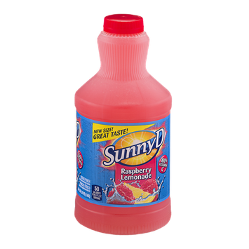 SunnyD Citrus Punch Raspberry Lemonade
