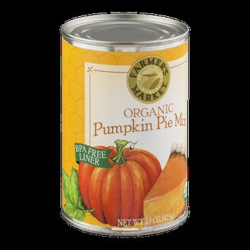 Farmer's Market Organic Pumpkin Pie Mix
