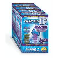 Super C Recovery Acai Grape Vitamin & Mineral Drink Mix