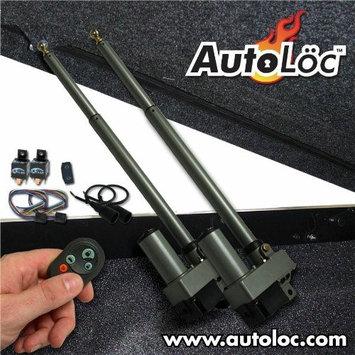 AutoLoc Power Accessories AUTTONNOSDR Heavy Duty remote Tonneau Kit