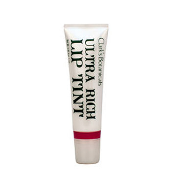 Clark's Botanicals Ultra Rich Lip Tint, First Kiss, .04 oz