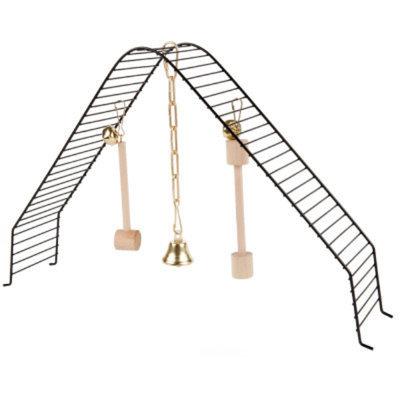 All Living ThingsA Cage Top Circus Bird Playpen