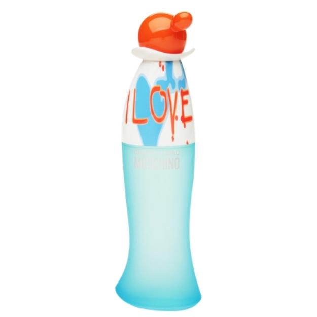 Moschino I Love Love Eau de Toilette Natural Spray for Women
