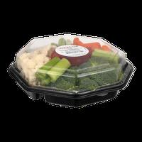 Lancaster Fresh Octagon Vegetable Tray