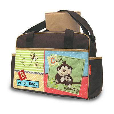 Fisher-Price - Luv U Zoo Diaper Bag