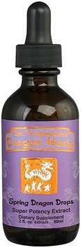 Spring Dragon Drops Dragon Herbs 2 fl oz (60 ml) Liquid