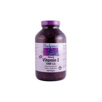 Bluebonnet Vitamin E 1000IU - 250 - Softgel
