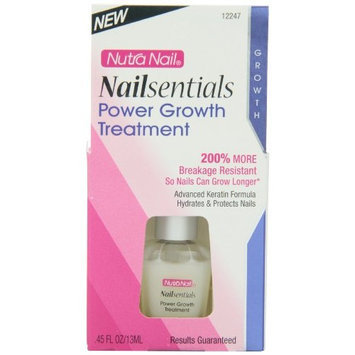 Nutra Nail Nailsentails Power Growth Serum, 0.45 fl oz
