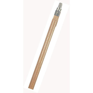 Hardware House - Housewares 14-3394 72-Inch Wood Hdl Mtl Tip