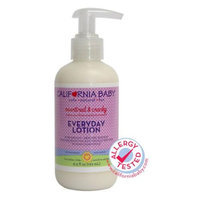 California Baby Overtired & Cranky Everyday Lotion, roman chamomile and mandarin, 6.5 oz