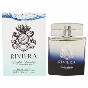 English Laundry Riviera Eau de Toilette, 3.4 fl oz