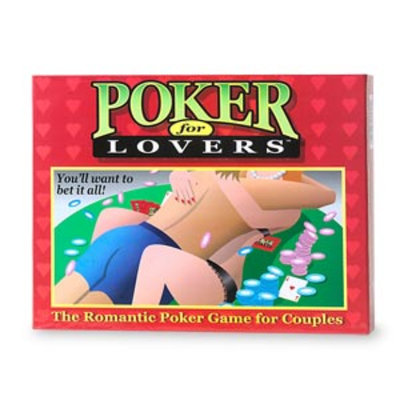 Poker For Lovers The Romantic Poker Game for Couples