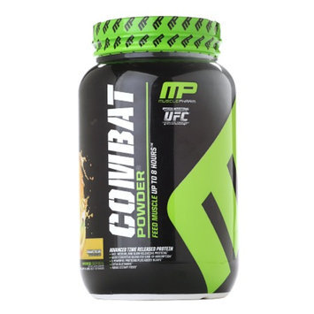 MusclePharm Combat Advanced Time Released Protein Banana Cream