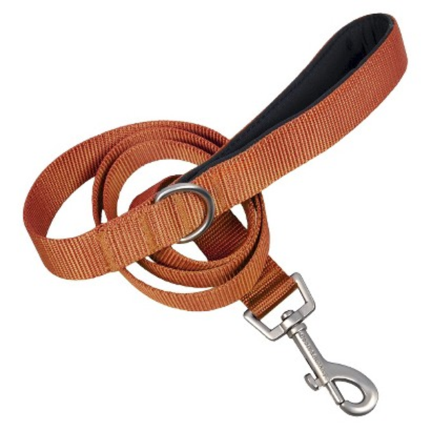 Boots & Barkley Comfort Dog Leash - Medium - Orange