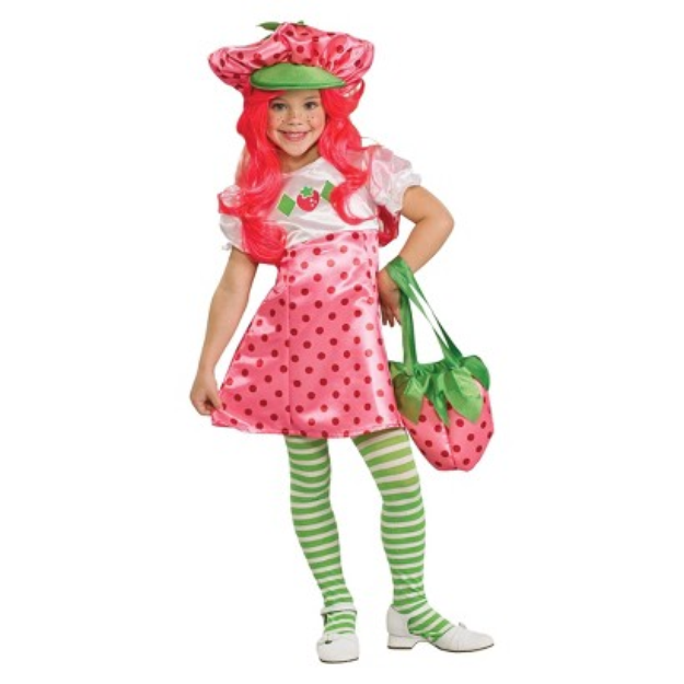 Rubies Costumes Strawberry Shortcake Deluxe Child