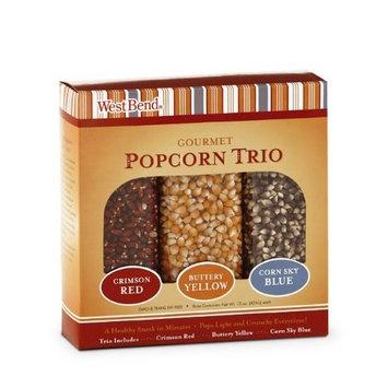 West Bend Gourmet Popcorn Trio