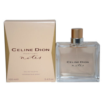 Celine Dion Notes Eau de Toilette Spray for Women