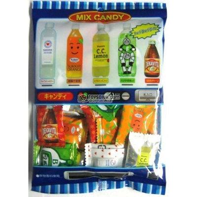 Lotte Mixed Soda Japanese Hard Candy