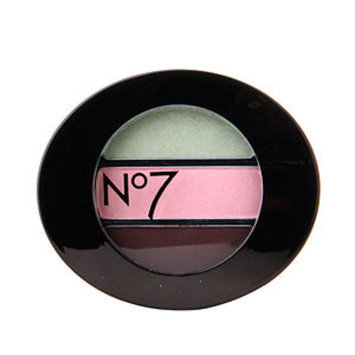 Boots No7 Stay Perfect Eye Shadow Trio, Faithful, .11 oz