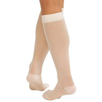 Truform Lites 15-20 mmHg Sheer Compression Stocking, Knee High