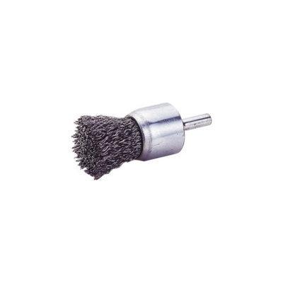 FirePower Firepower 1423-2117 Coarse Crimp Type Wire Brush 1-inch Diameter