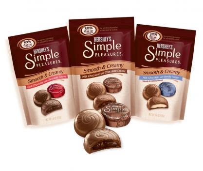Hershey's Simple Pleasures Milk Chocolate